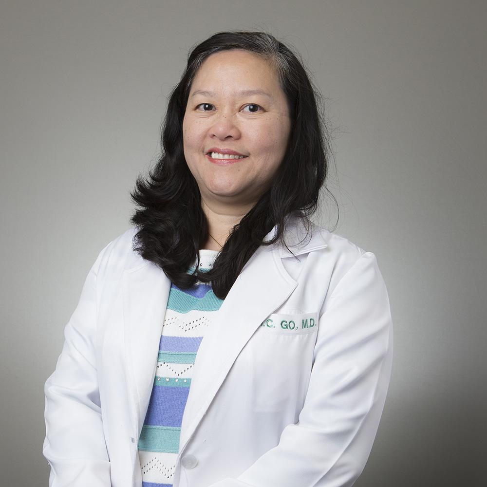 Dr. Maria Go