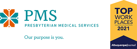 Presbyterian Medical Services logo Top Work Places 2021